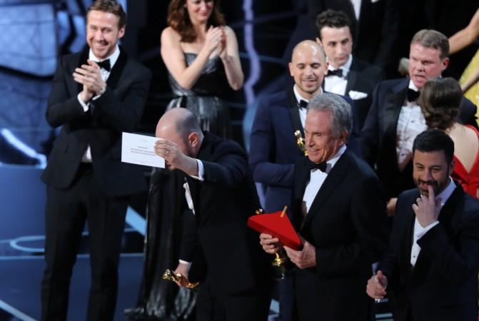 Moonlight Oscars