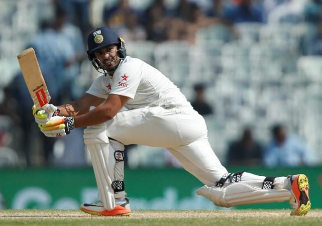 Karun Nair, India vs Australia, second Test, India cricket, Ajinkya Rahane