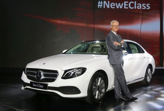 Mercedes S Class Models In India