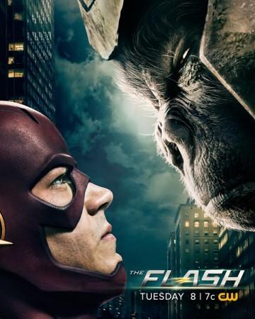 Watch The Flash Season 3 episode 14 live online: Will Grodd