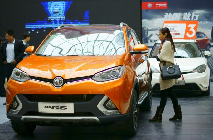 SAIC to become 1st Chinese carmaker to enter India