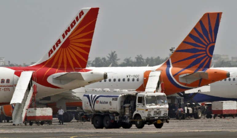 atf prices in india, jet fuel prices in india, air india stake sale, air india market share, air india losses, spicejet, indigo