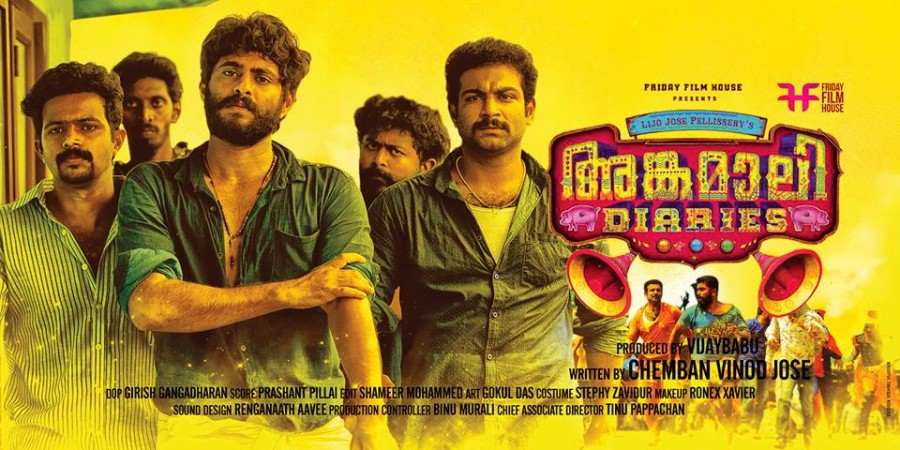 Image result for angamaly diaries