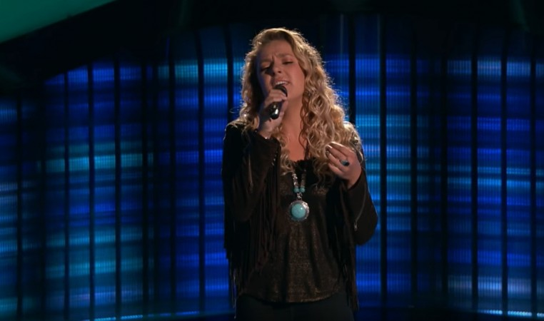 Ashley Levin on The Voice USA 2017 Season 12
