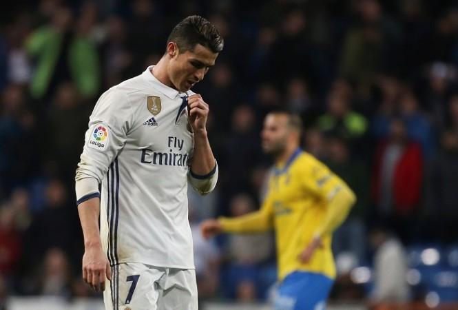 Cristiano Ronaldo, injury, Real Madrid, Eibar, La Liga
