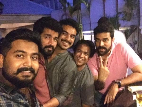 Vijay Babu, Tovino Thomas, Friday Film House