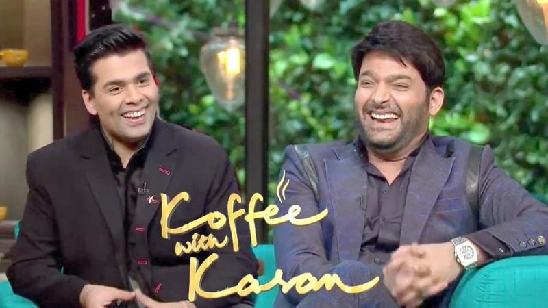 Kapil Sharma, Koffee With Karan