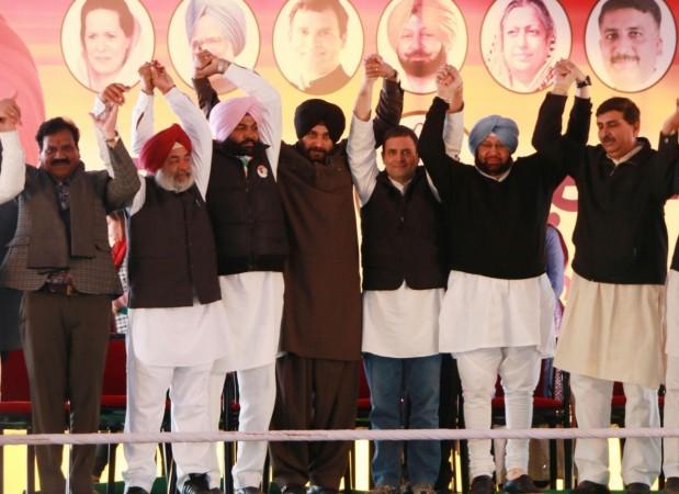 punjab elections 2017, punjab election results 2017, punjab elections 2017 result date, arvind kejriwal, amrinder singh, prakash singh badal