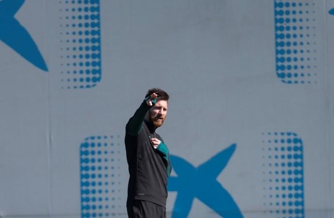 Lionel Messi, Barcelona, PSG, Champions League, last 16