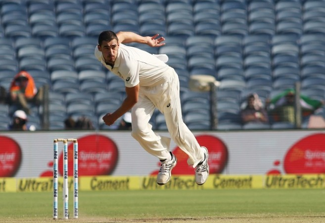 Mitchell Starc, Australia, India, Test series, injury