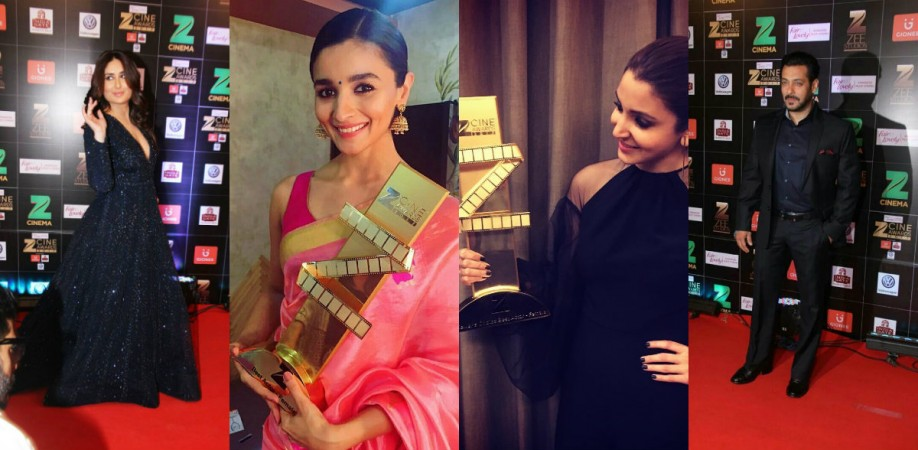 Zee cine awards, winners list