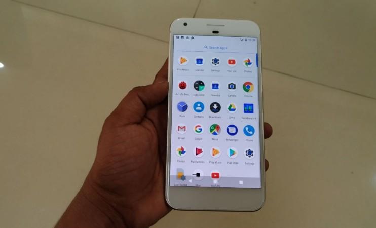 Google Pixel XL, review, Pixel XL review, mobile UI, Pixel XL user interface