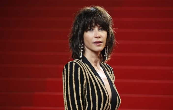 Sophie Marceau, Former Bond Girl, Takes It All Off To Show -9029