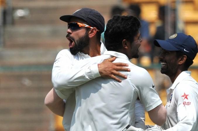 Virat Kohli, India vs Australia, sledging, India cricket, Steve Smith