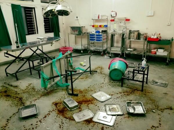 Dhule Hospital, Maharashtra