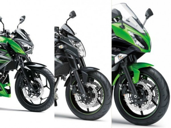 Kawasaki Er 6n Ninja 650 And Z250 Prices Slashed By Up To Rs 15