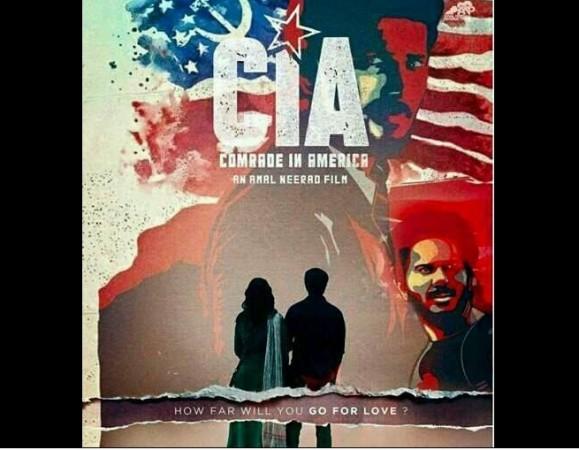 Comrade in America, CIA, Dulquer Salmaan, Karthika Muraleedharan