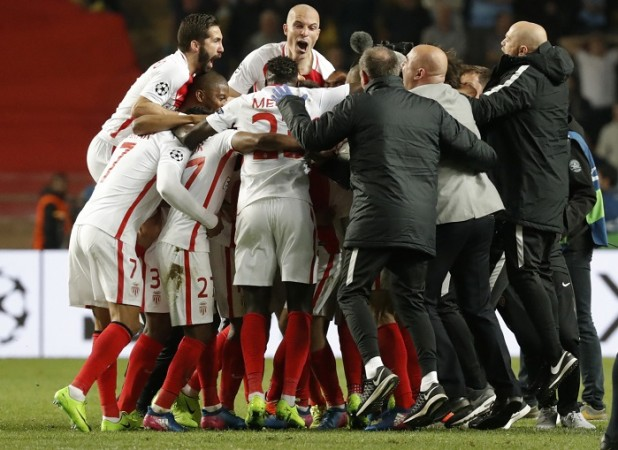 Monaco, Manchester City, Champions League, round of 16, second leg