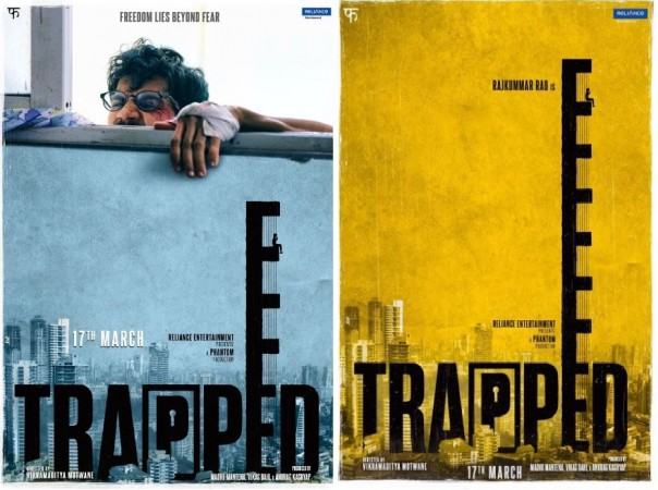 Trapped, Trapped review, Trapped movie review