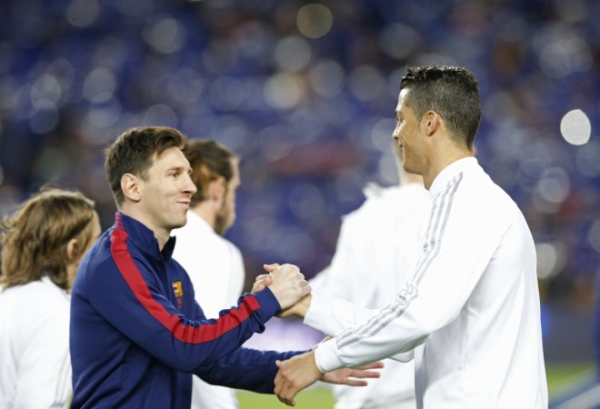 Cristiano Ronaldo and Lionel Messi are moved by the perils faced by Syrian children - IBTimes India