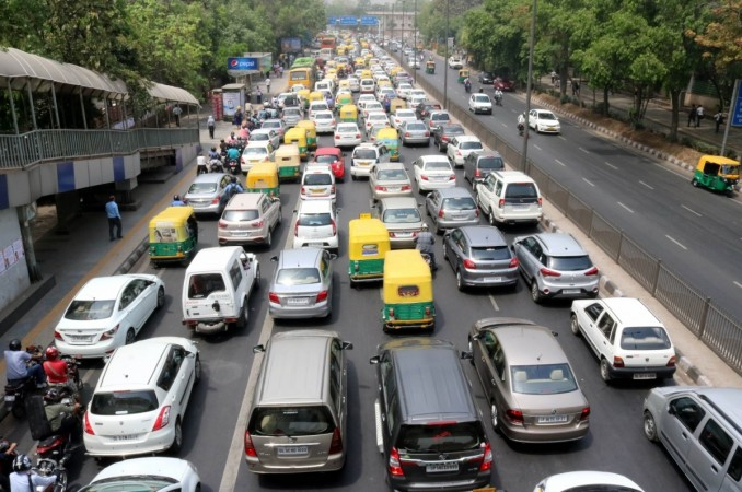 cars, car sales, domestic car sales, gst on cars, auto industry, traffic