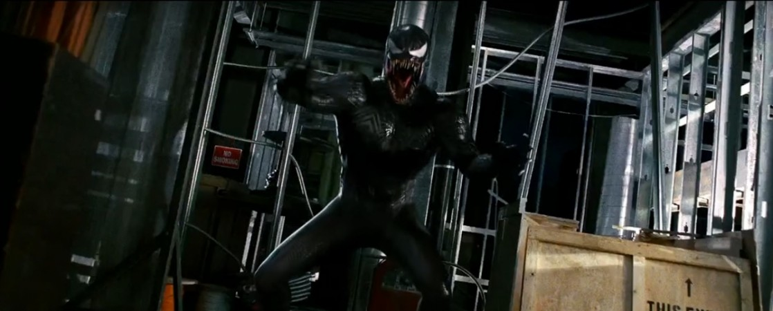 Spider-Man villain Venom