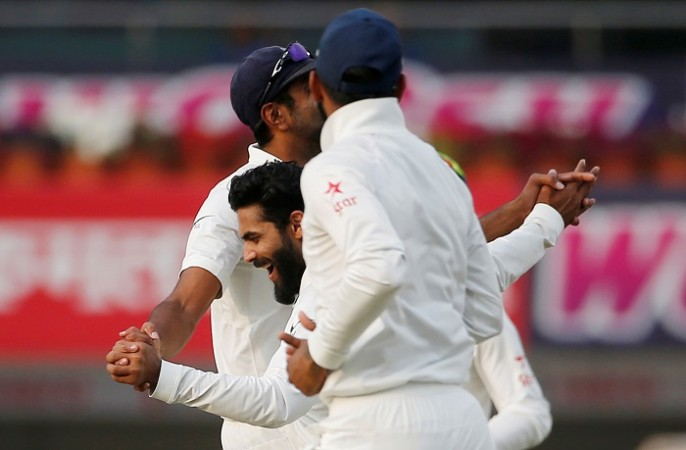Ravindra Jadeja, India, Australia, third Test, Day 3
