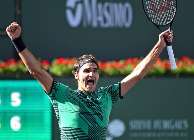 Roger Federer, Indian Wells Masters,world number one, Andy Murray, Novak Djokovic