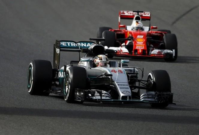 Formula One 2017, Mercedes, Ferrari, Lewis Hamilton