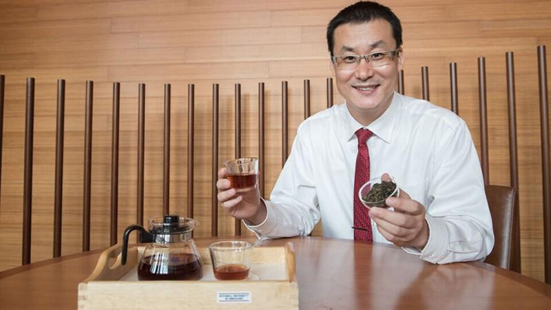 dementia, tea, Assistant Professor Feng Lei, health,