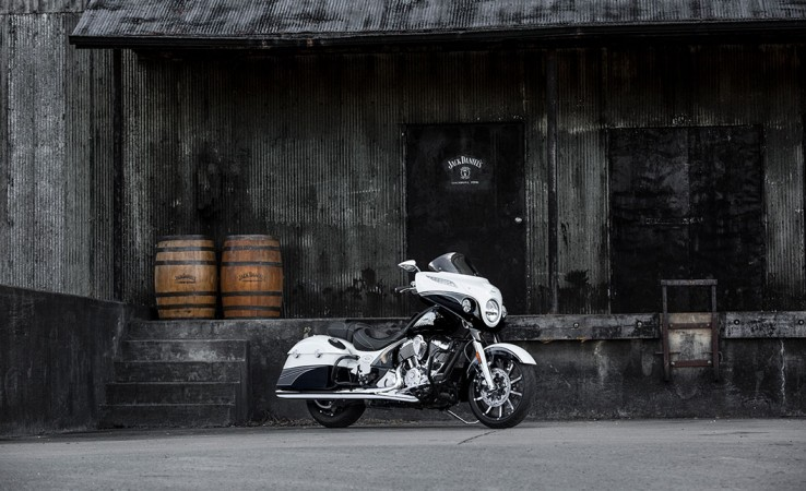 Indian Chieftain Jack Daniel's edition, Indian Chieftain, Jack Daniel's edition