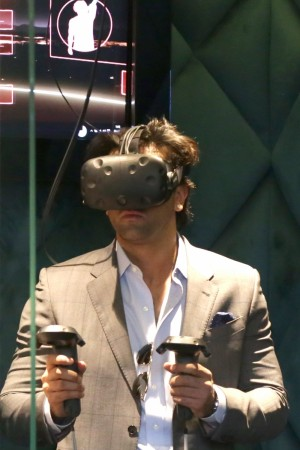 pvr, pvr virtual reality lounge, pvr vr lounge, ranbir kapoor at pvr lounge, pvr multiplex, cinema chains in india, pvr share price