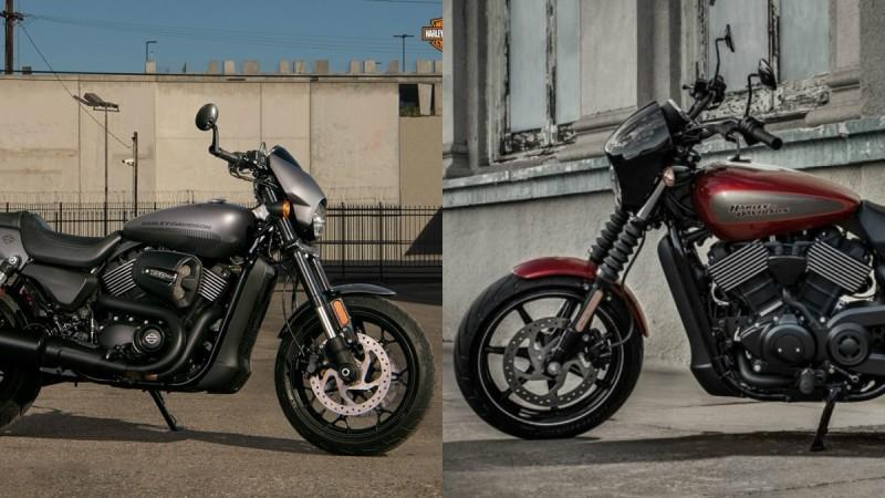 Harley-Davidson Street family