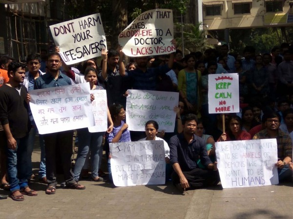 mumbai doctors strike