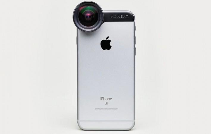 Moment's Tele lens
