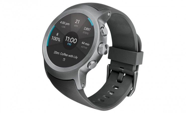 LG Watch Sport, price, specifications