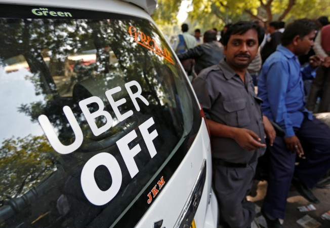 Uber reviews India leasing scheme as driver incomes drop
