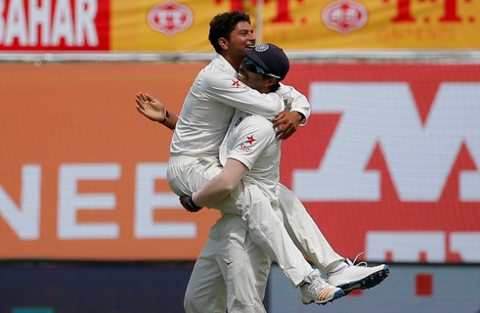 Kuldeep Yadav, Umesh Yadav, India, Australia, 4th Test