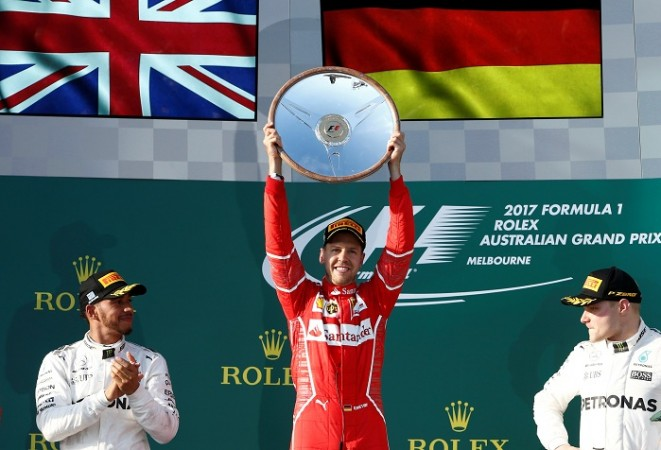 2017 Australian Grand Prix, 2017 Formula One season, Formula One news, Lewis Hamilton, Sebastian Vettel, Valtteri Bottas