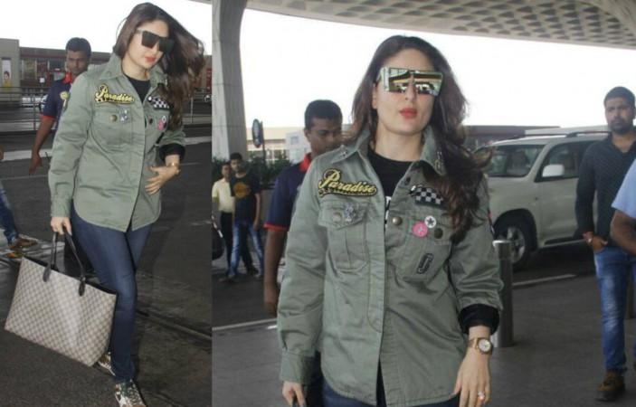 Kareena Kapoor Khan's airport look costs a whopping Rs 1.30 lakh - IBTimes India