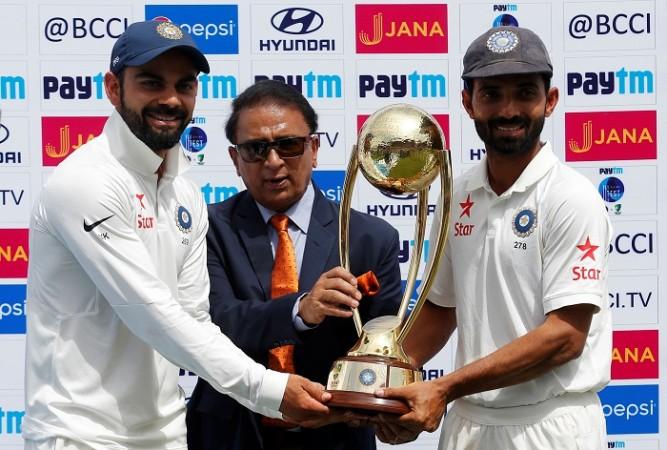 Border-Gavaskar Trophy, India win, India vs Australia, Virat Kohli, Ajinkya Rahane