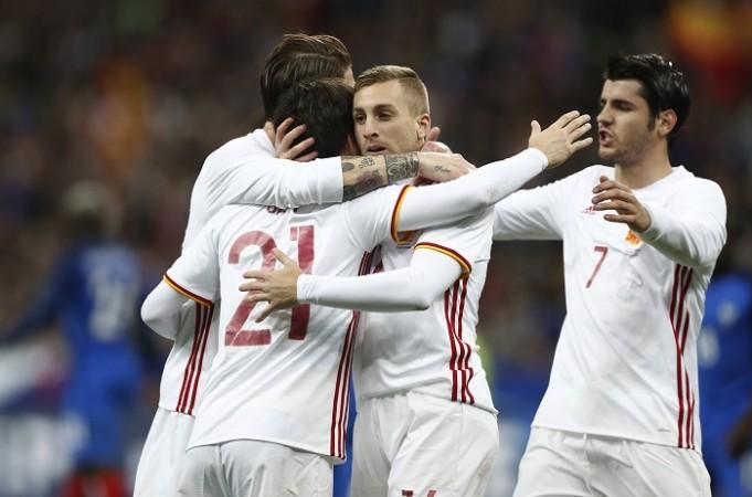 France vs Spain, Gerard Deulofeu, Antoine Griezmann, Video technology in football, FIFA, video technology