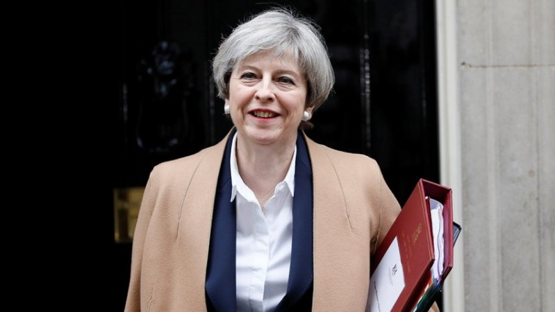 Brexit day: Prime Minister Theresa May tells parliament that Article 50 has been triggered