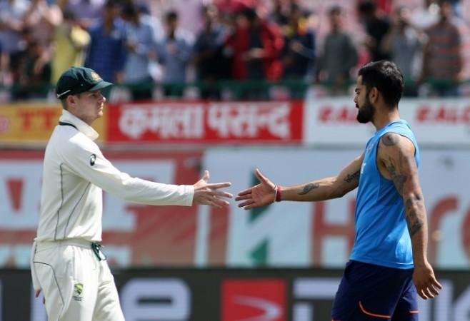 Steve Smith, Australia, Virat Kohli, India, Test Series 2017
