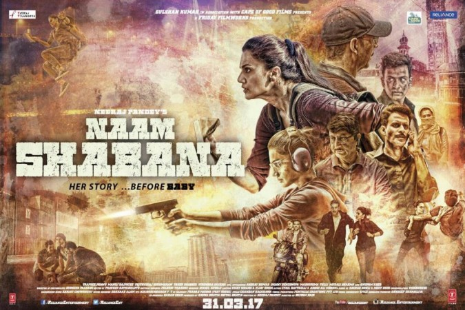 Naam Shabana movie review
