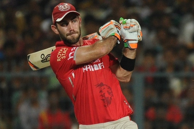 Glenn Maxwell, Kings XI Punjab, IPL 2017, captain, Australia