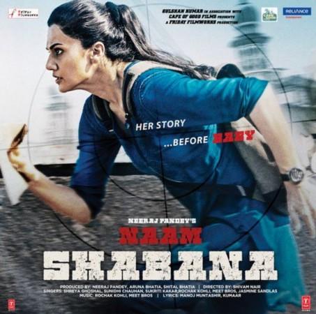 Naam Shabana, Naam Shabana review