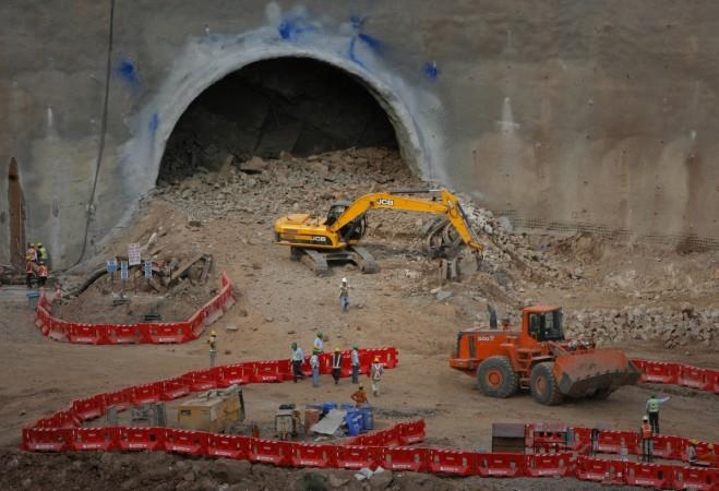 Chenani-Nashri tunnel in Jammu & Kashmir