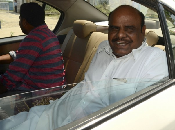 Justice (retd) CS Karnan launches political party