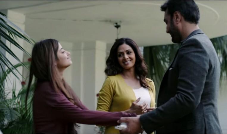 Sridevi, Hindi movie Mom, Sajal Ali, Adnan Siddiqui